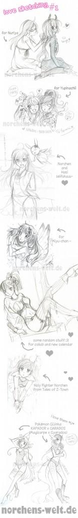 love_sketching